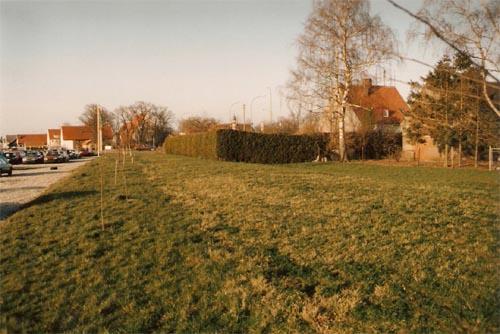 Dammanlage am Neuhaus in Königsbrunn