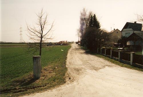Die Via Claudia bei Oberottmarshausen